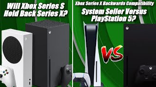The Truth: Will Xḃox Series S Hold Series X Back? Back-Compat is a System Seller (Digital Foundry)