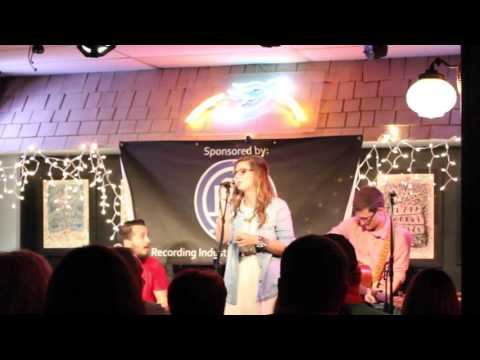 "Brittany Blaire - Live at The Bluebird Cafe - ""Say Goodbye"""