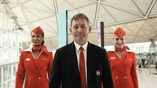 Путешествие в Гонконг с Брайаном Робсоном! Hong Kong adventure with Bryan Robson!