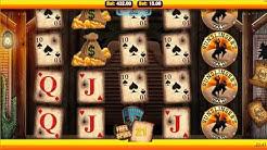 Gunslingers' Gold Slot Machine at CloudCasino.com BIG WIN