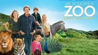 We Bought A Zoo Blu-Ray Unboxing