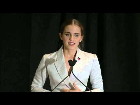 Emma Watsons UN Speech  SHORT BUT EPIC VERSION  Inception Theme