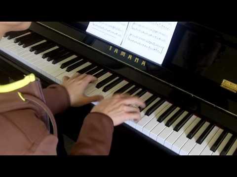 LCM Piano 2013-2017 Grade 3 List C3 Seiber Foxtrot II Performance