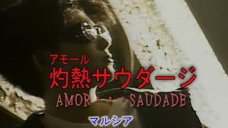 マルシア - 灼熱…サウダージ ~AMOR…SAUDADE~