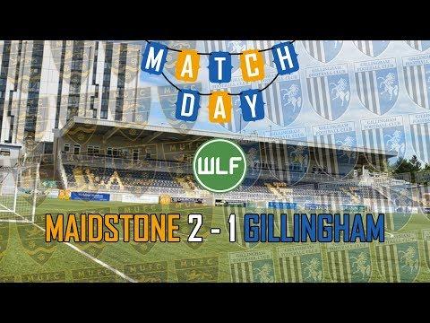THE KENT DERBY | Maidstone 2-1 Gillingham | Gillingham FC Season 17/18 | Match #31