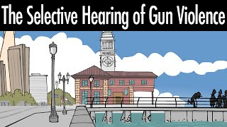 The Selective Hearing of Gun Violence