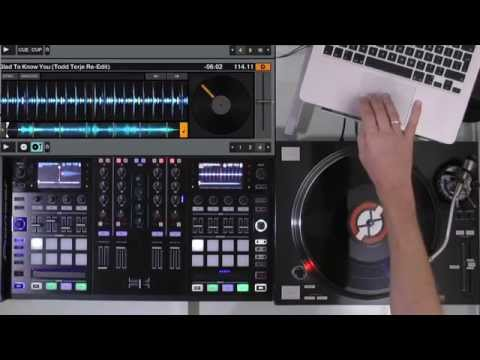 How To Connect External Devices To The Traktor Kontrol S8
