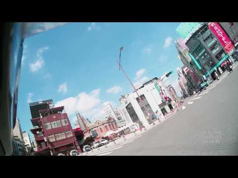 台北市漢中街與成都路口