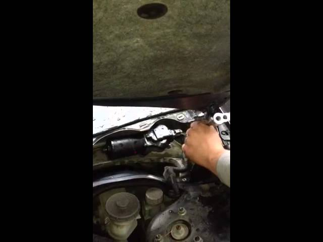 Windshield Wiper Repair Replace Instructions W/Pictures 2005 Accord EX?    Drive Accord Honda Forums