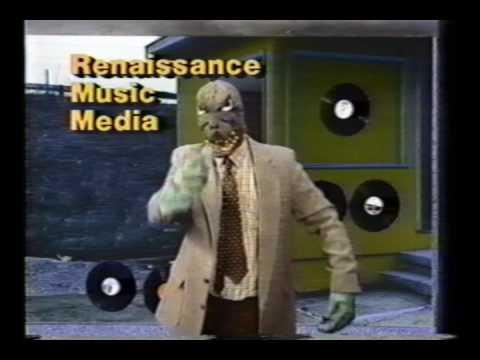 Renaissance Music Media - Dayton, OH (1980s)