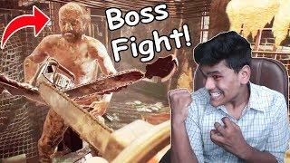First Boss - Resident Evil 7 Part #2 Funny Moments - BeastBoyShub