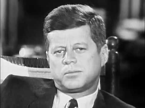 JOHN KENNEDY - Reflections of a President (First 2 years in Oval Office)