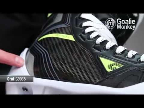 Graf Ultra G9035 Goal Skates