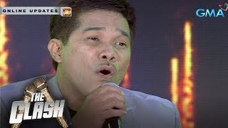 The Clash: Willie Cordovales dedicates his song 'Narito' to his wife
