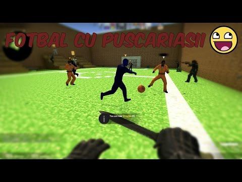 FOTBAL CU PUSCARIASII | Counter Strike Global Offensive thumbnail