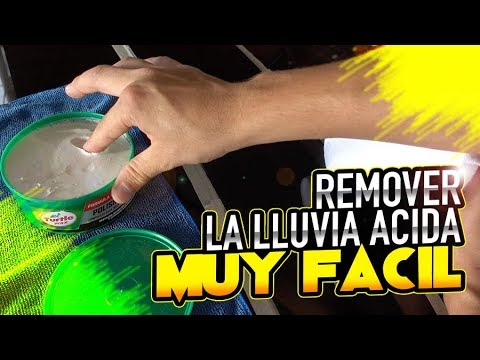 Como Eliminar Manchas De Agua De Los Cristales Youtube