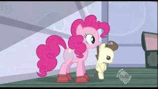 Pinkie Pie- You can fly!?!?!