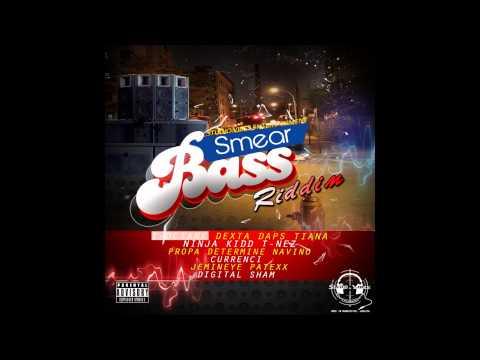 Smear Bass Riddim Mix (December 2012)