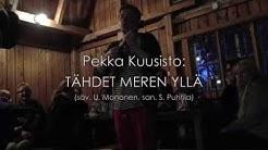 Pekka Kuusisto TÄHDET MEREN YLLÄ