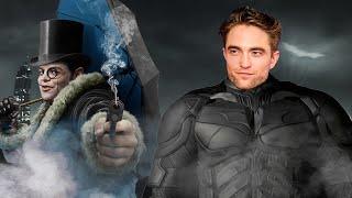НОВЫЙ БЭТМЕН - перезагрузка DC. ПАТТИНСОН - лучший Бэтмен?