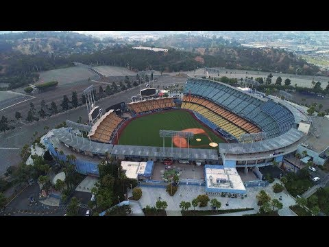 DODGERS LATEST ROUND OF STADIUM IMPROVEMENTS