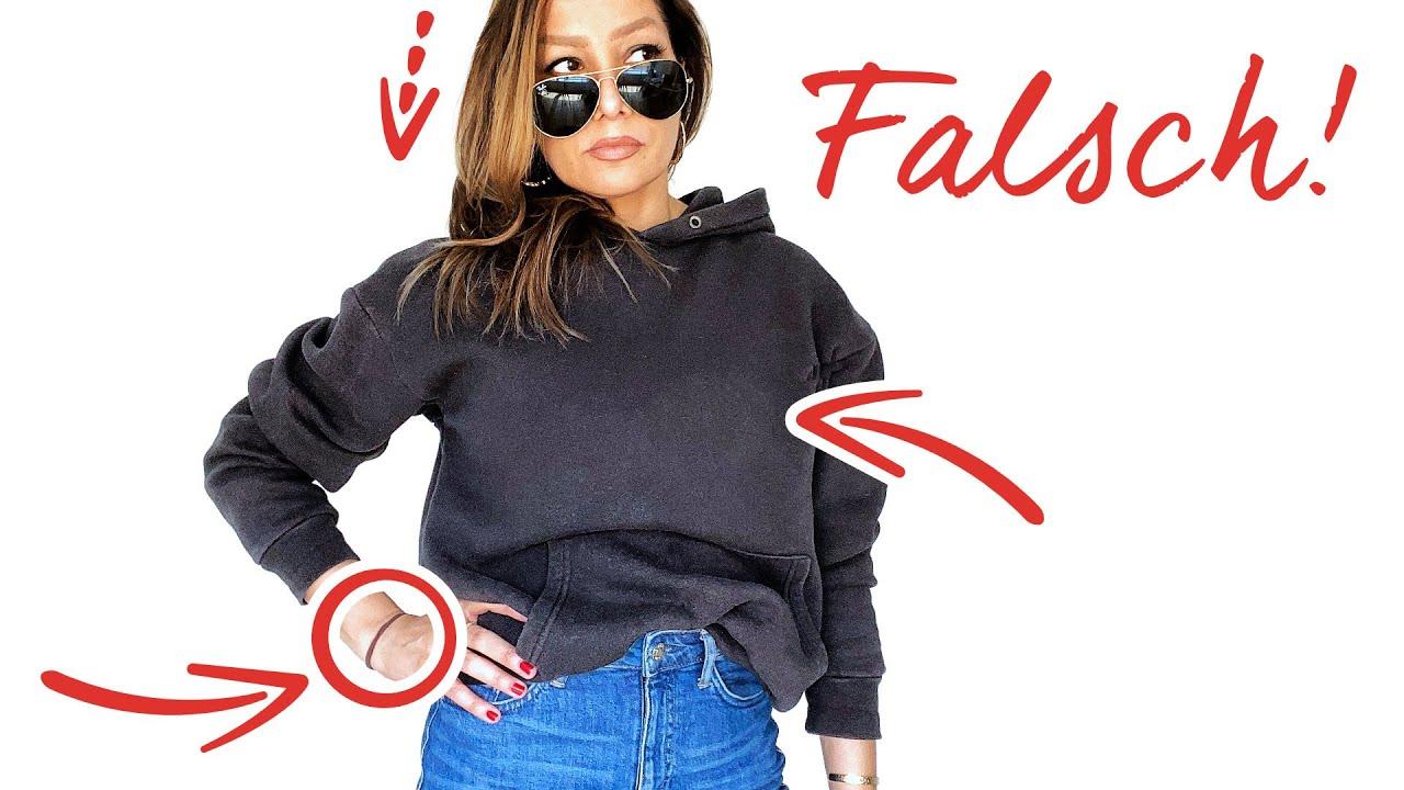 8 Dinge, mit denen man unbewusst JEDES Outfit ruiniert | natashagibson