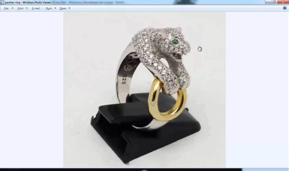Jewelry designing by Matrix, and rhino in Thailand jewelry cad ...