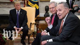 The shutdown blame game