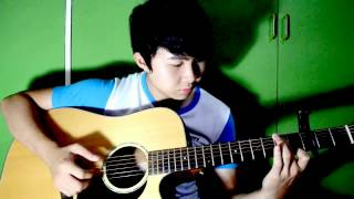 (WITH TAB) (Meteor Garden OST ) Penny Tai - Ni Yao De Ai (Fingerstyle cover by Jorell)