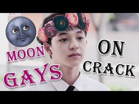 Moon Gays On Crack*:・゚✧ [2 Moons The Series ep. 1-3]