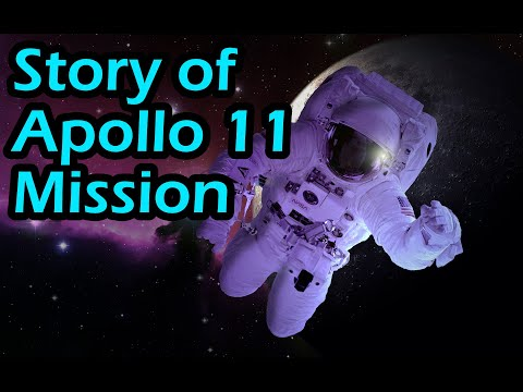 Story of Apollo 11 Mission   The Emenent