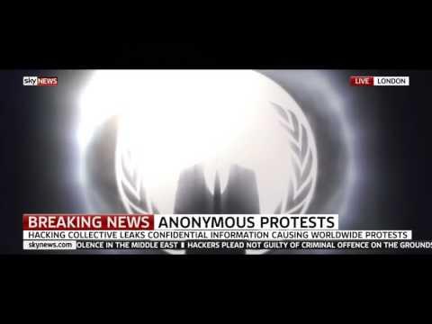 ANONYMOUS  hacker trailer