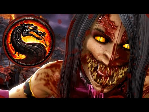 Mortal Kombat 9 -  Новый Уровень Жести!