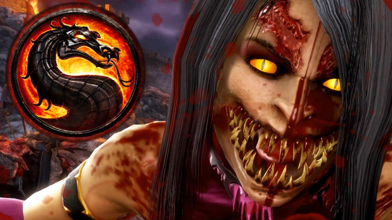 Mortal Kombat 9 - Новый Уровень Жести! - YouTube - photo#33