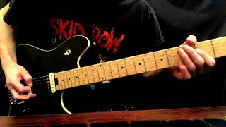 """How To Play The """"As Is"""" Riff   Van Halen"""