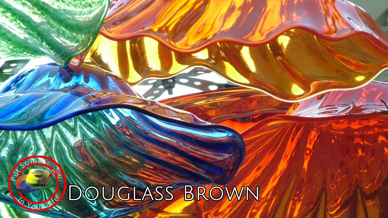 Fine Art Tips On Glass Blowing With Douglass Brown On