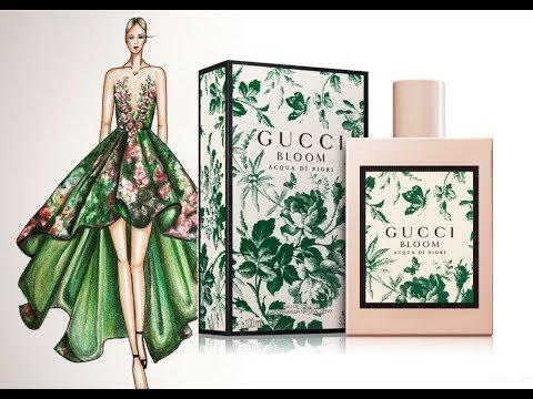 Reseña de perfume Gucci Bloom Acqua de Fiori ¿Comprar o no comprar? Nuevo 2018.