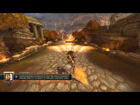 видео: smite — богиня мудрости Афина