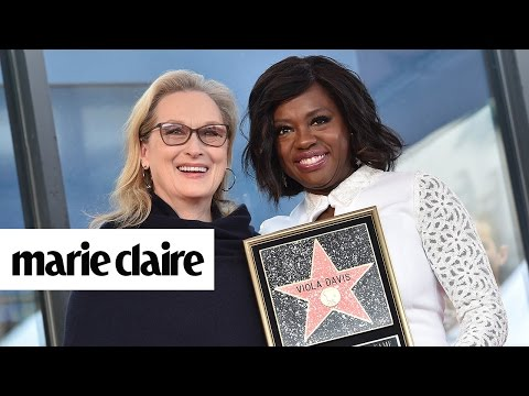 Thumbnail: Viola Davis and Meryl Streep's Iconic Hollywood Friendship | Marie Claire