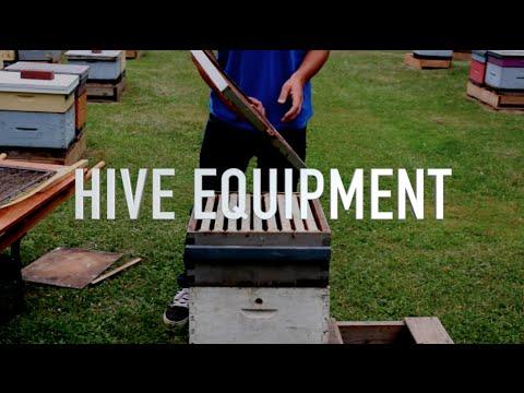 Hive Equipment