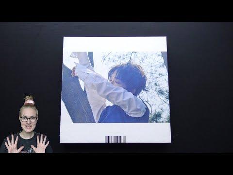 Unboxing Yesung 예성 1st Korean Mini Album Here I am 문 열어봐