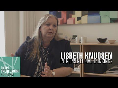 CBS Entrepreneurship Talks: Lisbeth Knudsen - Entrepreneurial Thinking