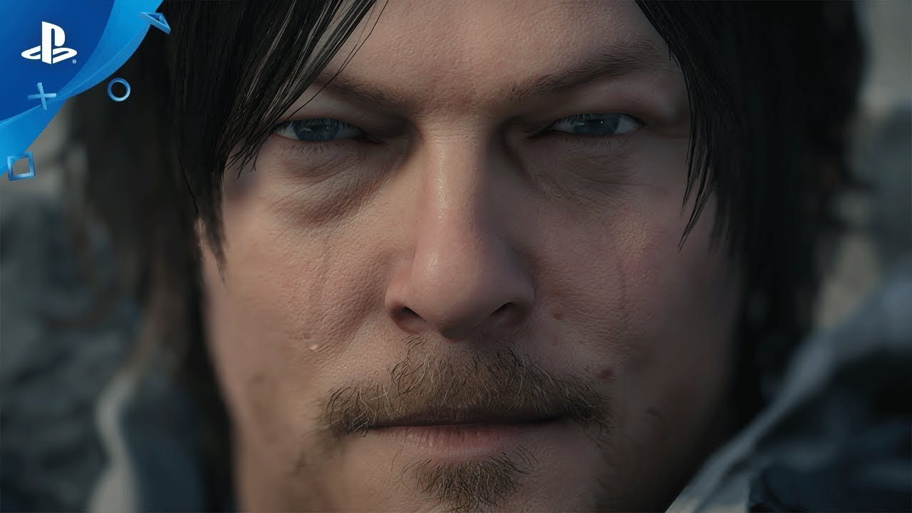 Death Stranding - TGA 2017: 4K Teaser Trailer | PS4