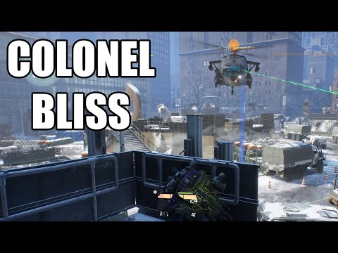 Tom Clancy's The Division - Colonel Bliss / Final Boss Fight