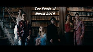 Top 50 Songs of March 2019