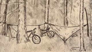 Passing the Torch: Dad and Son Bike Camping