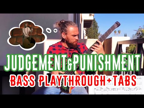 jinjer---judgement-&-punishment-(bass-playthrough-+-tabs)