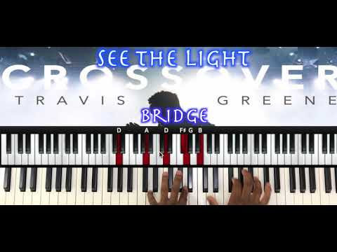 Musicians' PlayGround - See The Light x Travis Greene - Piano Tutorial