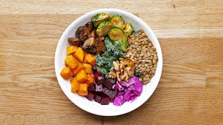 Energy-Boosting Buddha Bowl