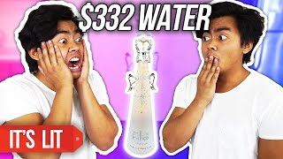 Repeat youtube video $1 Water Vs $332 Water!
